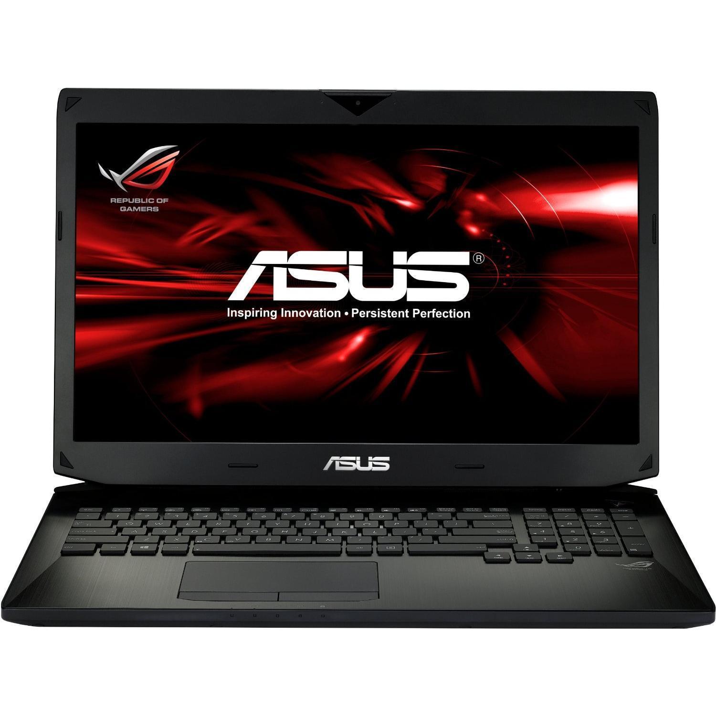 "Asus G750JW-T4044H 17,3"" Mobile Intel HM87 Express 2,4 GHz  - HDD 750 Go - RAM 4 Go- NVIDIA GeForce GTX765M"