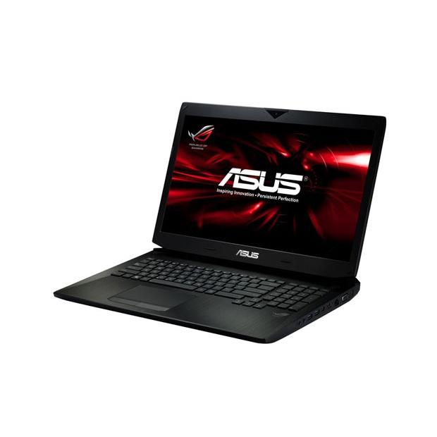 Asus G750JW-T4044H - Mobile Intel HM87 Express 2,4 GHz - HDD 750 Go - RAM 4 Go - AZERTY