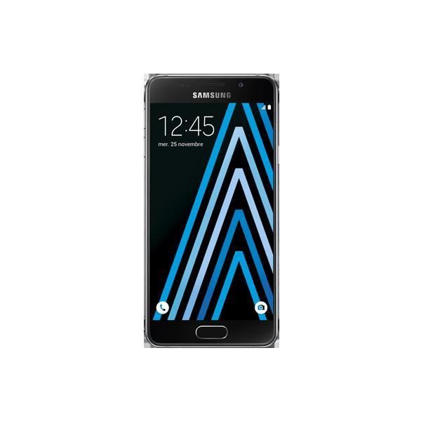 Samsung Galaxy A3 (2016) 16 Go Noir - Débloqué