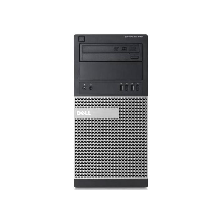 Dell Optiplex 790  Core i7 3.40 GHz  - HDD 500 Go - RAM 8 Go