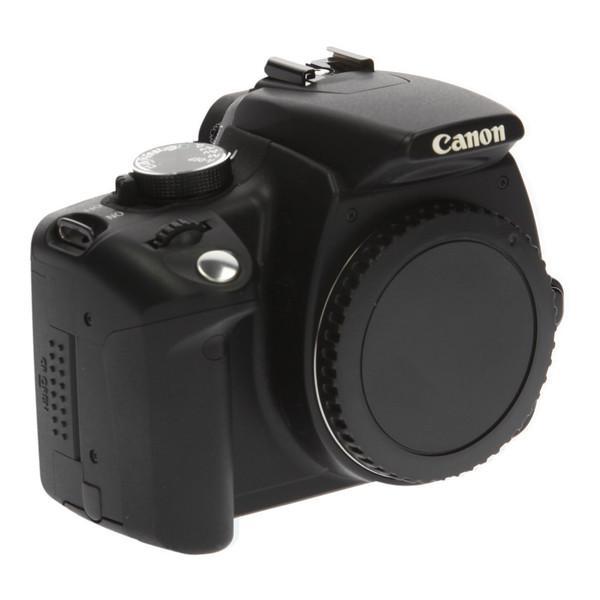 Canon EOS 350D Nu - Schwarz