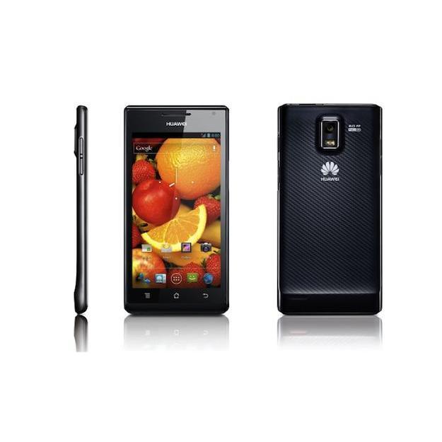 Huawei Ascend P1 4GB - Schwarz - Ohne Vertrag