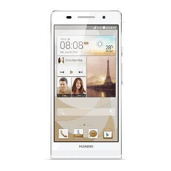 Huawei Ascend P6 8GB - Weiß - Ohne Vertrag