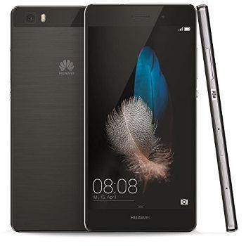 Huawei Ascend P8 - Schwarz - Ohne Vertrag