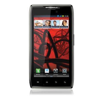 Motorola RAZR Maxx - Schwarz - Ohne Vertrag