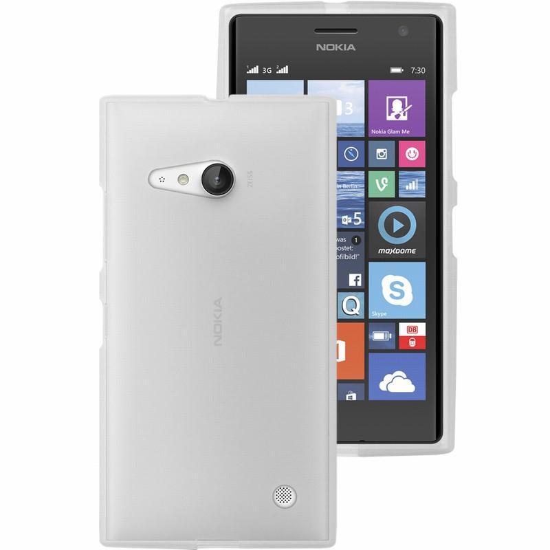 Nokia Lumia 730 Dual-Sim 16 Go - Blanc - Débloqué