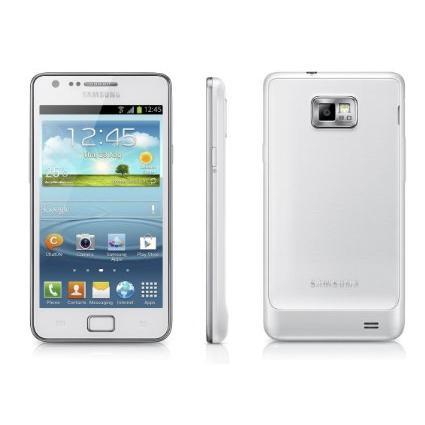 Galaxy S2 Plus I9105P 8 Go - Blanc Chic - Débloqué