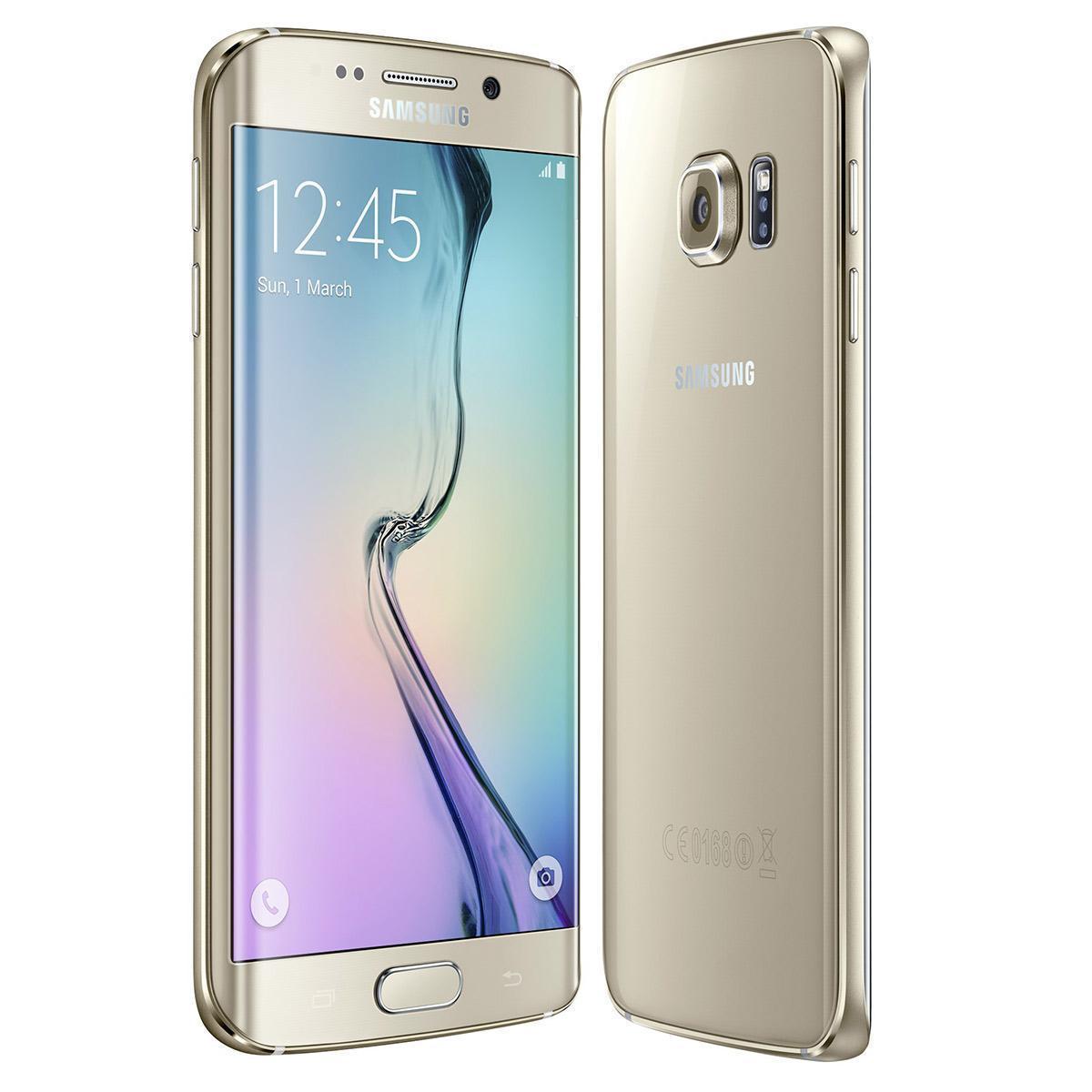 Samsung Galaxy S6 128 Go - Or - Débloqué