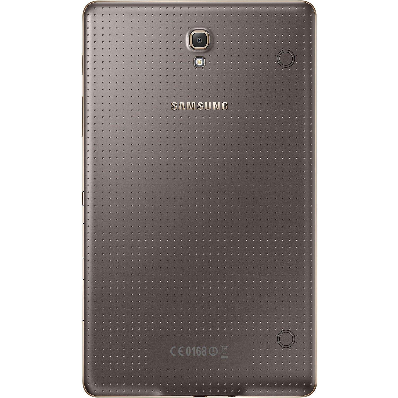 "Galaxy Tab S SM-T700 8,4"" 16 GB - Bronze - Ohne Vertrag"