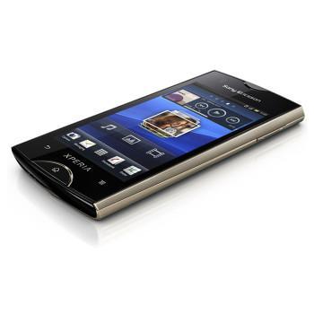 Sony Ericsson Xperia Ray - Gold - Ohne Vertrag