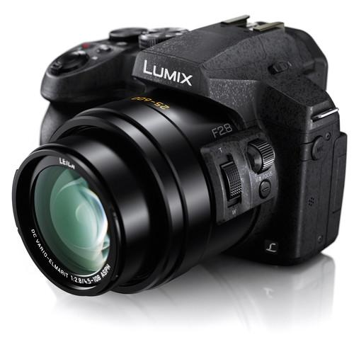 PANASONIC - LUMIX DMC-FZ300 - Bridgekamera