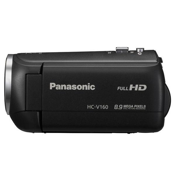 Caméscope Panasonic HC-V160 Full HD 1080 - 8,9 mpix