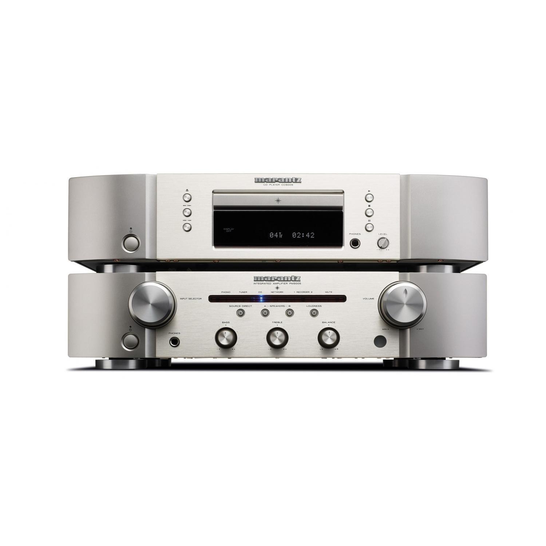 Ampli Hi-Fi PM-5005 et lecteur CD CD-5005 Marantz