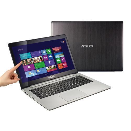Asus S400CA-CA010H - Intel Core i3 1,8  GHz - HDD + SSD 524  Go - RAM 4 Go Go - AZERTY