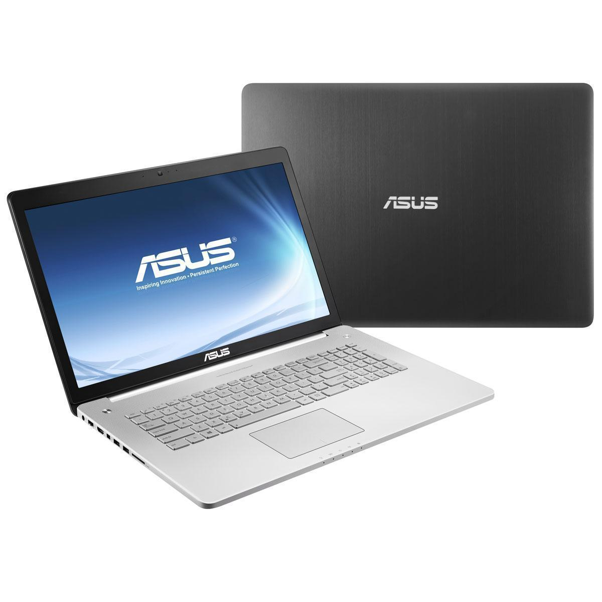 "Asus N750JK-T4106H 17"" Intel Core i7 HDD 1 To RAM 16 Go"