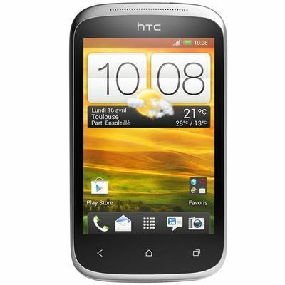 HTC Desire C 4 Go - Blanc - Débloqué