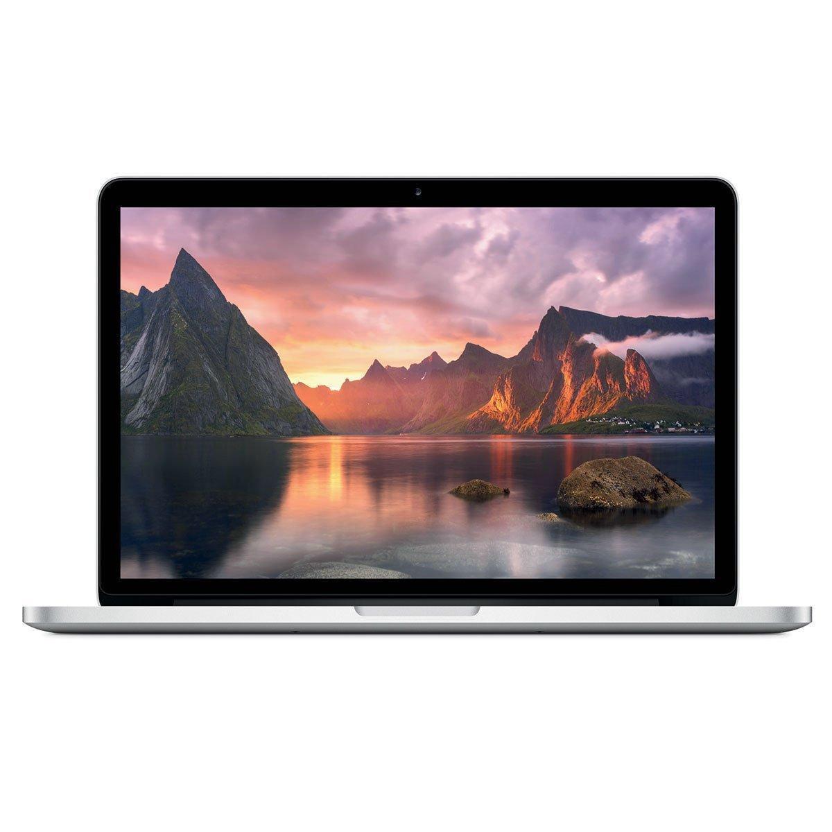 "MacBook Pro Retina 13"" Core i5  2.4 GHz - SSD 256 Go - RAM 8 Go - QWERTY"