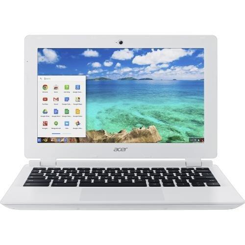 "Acer Chromebook 11.6 11,6""  2.16 GHz  - 16 Go HDD + SSD - RAM 2 Go - QWERTY"