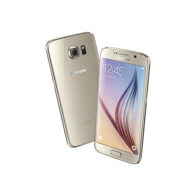 Samsung Galaxy S6 128 Go G920 4G - Or - Débloqué