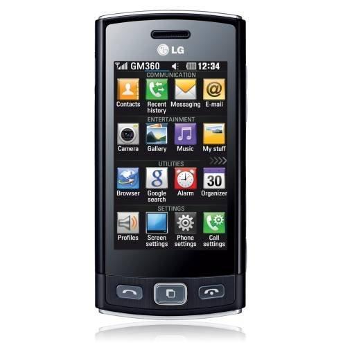 LG GM360 - Noir - Débloqué