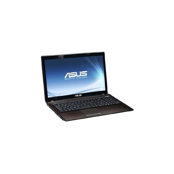 "Asus X53SD-SX1053V 15,6"" Dual Core 2.1 GHz  - HDD 750 Go - RAM 4 Go"