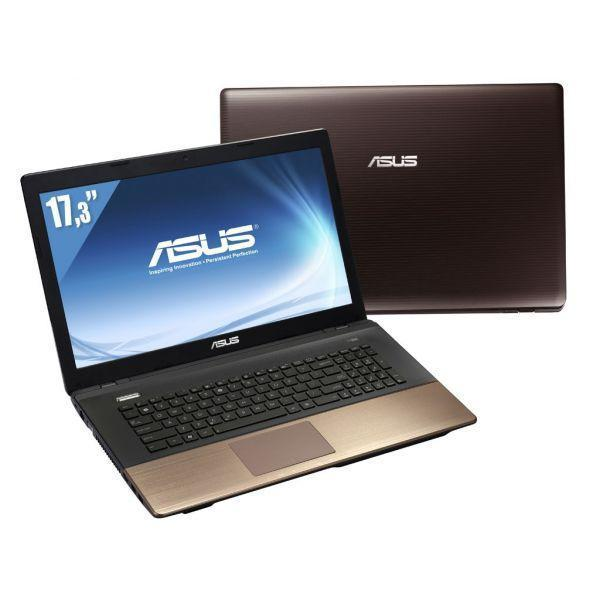 Asus A75VJ-TY227H 17.3'' Core i5 2.6 GHz - HDD 750 Go - RAM 8 Go
