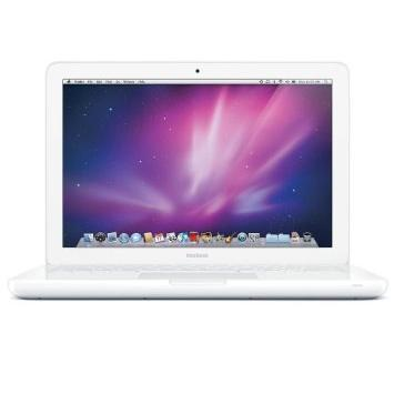 "MacBook 13"" Core 2 Duo 2.4Ghz - HDD 250 Go - RAM  4Go - QWERTY"