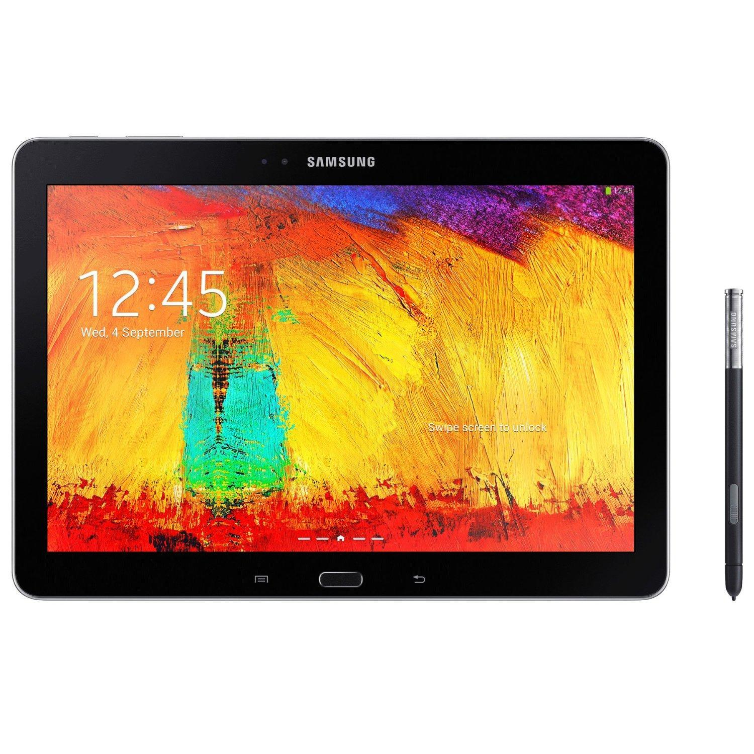 "Samsung Galaxy Note (2014) - 10"" 16 Go -  - Noir"