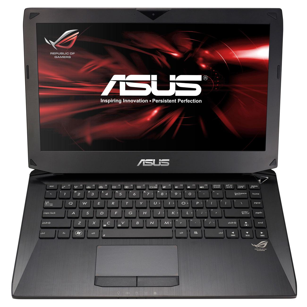 "Asus G46VW-CZ078H 14"" Core i7 2.4 GHz - HDD 750 Go - RAM 4 Go"