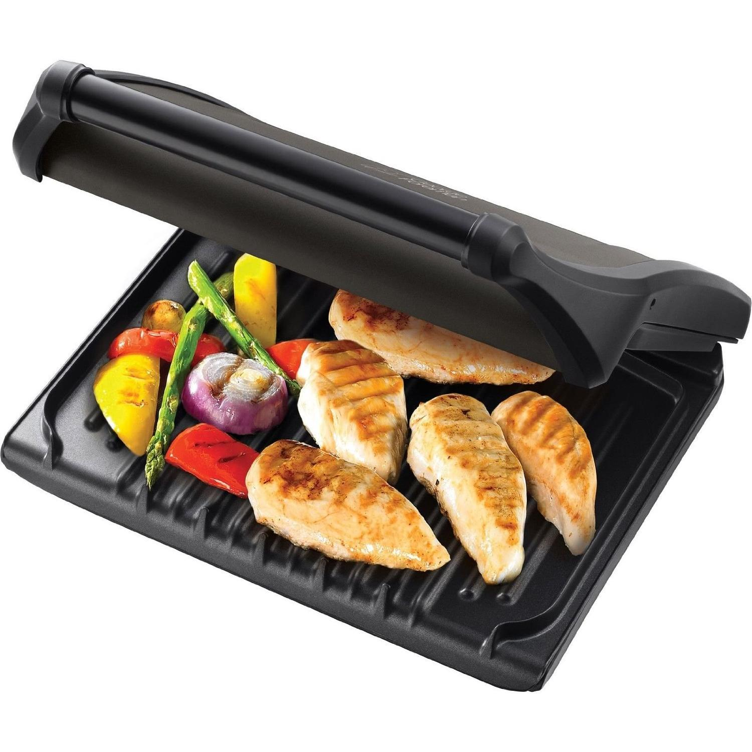 Grill - George Foreman - 19933 - réducteur de graisse 7 portions