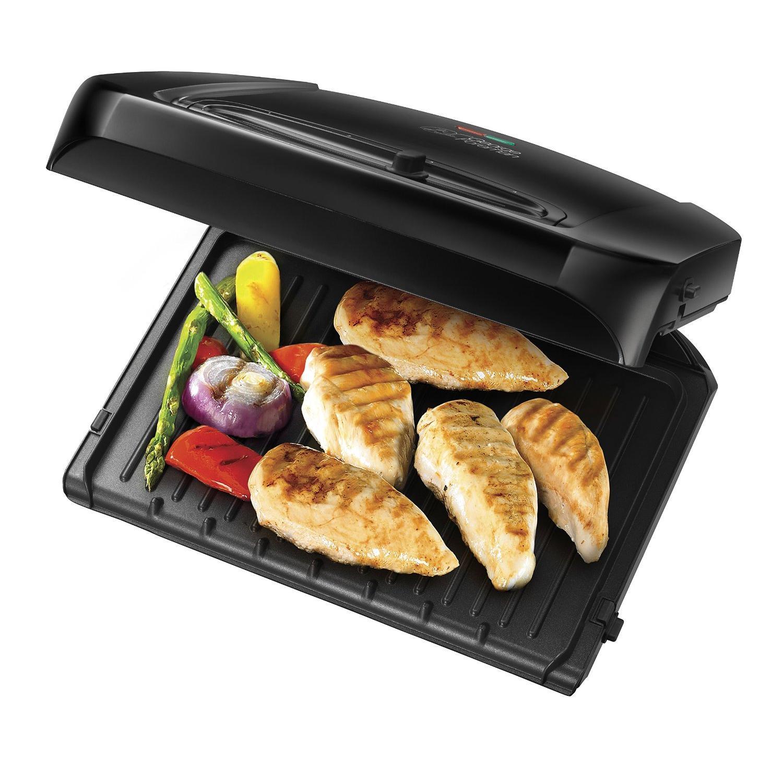 George Foreman - 20850 - Grill family réducteur de graisse 6 portions
