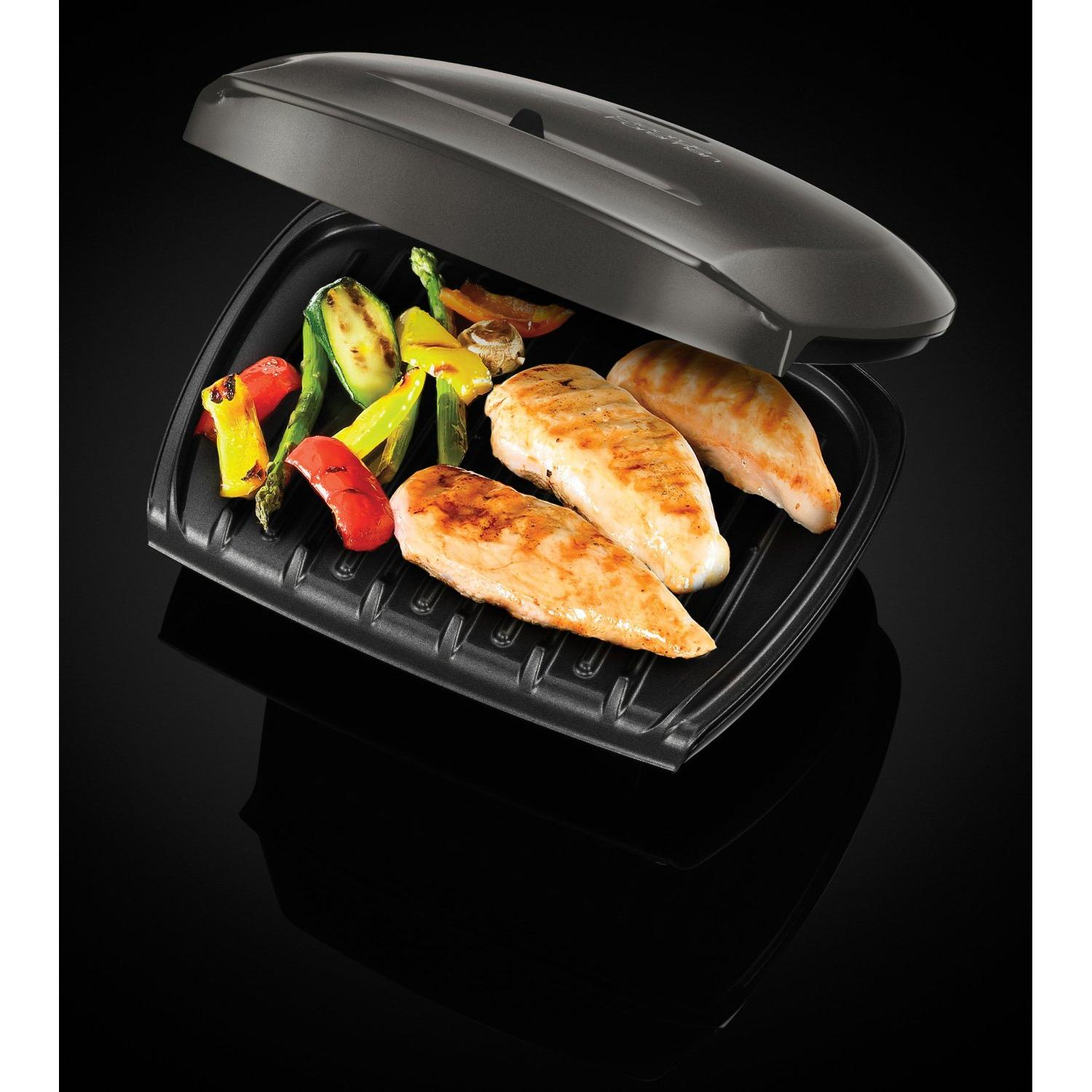 George Foreman - 18871 - Grill réducteur de graisse 5 portions