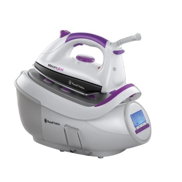 Centrale vapeur - Russell Hobbs - 18465 - STEAMGLIDE 2400W