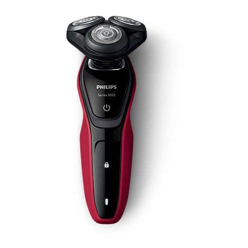 Rasoir électrique Philips S5140/26 spécial rasage à sec