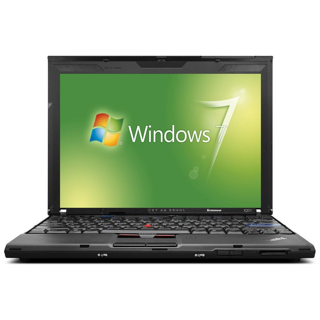 "Lenovo Thinkpad X201 12,1"" Intel Core i5 2.53 GHz GHz  - HDD 160 Go - RAM 2 Go"
