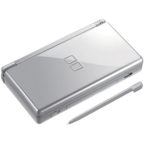 Consola Nintendo DS Lite - Plata