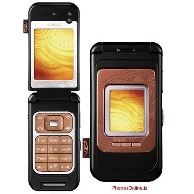 Nokia 7390 Noir