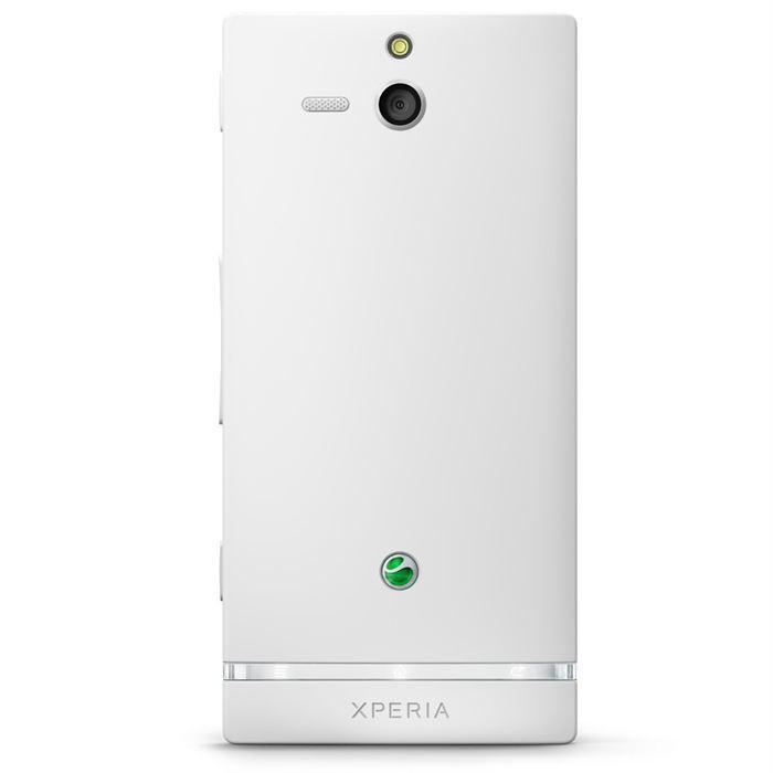 Xperia U 8 Go - Blanc - Débloqué