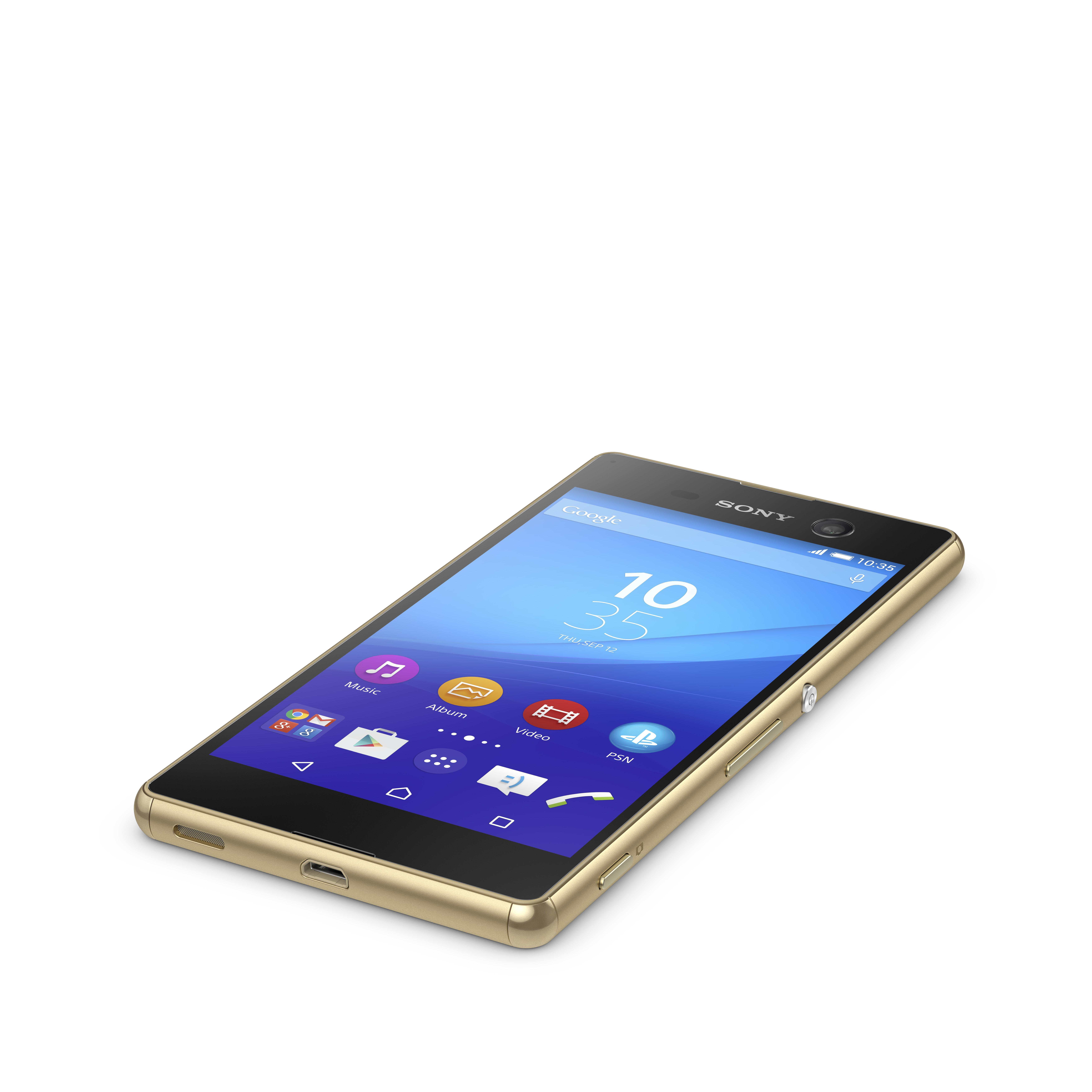 Sony Xperia M5 16 Go - Or - Débloqué