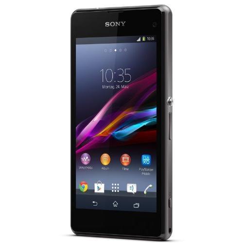 Sony Xperia Z1 Compact 16 Go - Noir - Débloqué