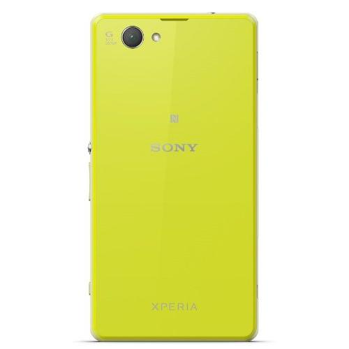 Sony Xperia Z1 Compact 4G - Gelb - Ohne Vertrag