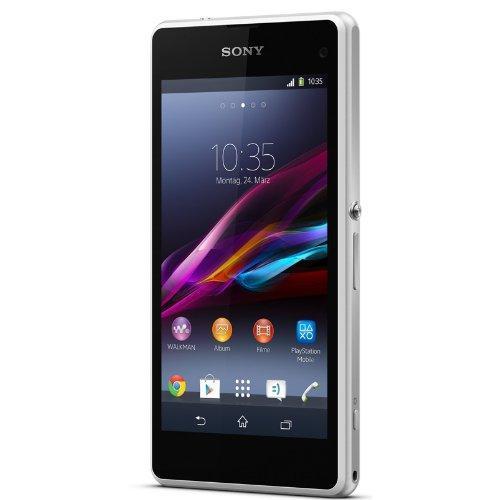 Sony Xperia Z1 Compact 4G - Weiß - Ohne Vertrag
