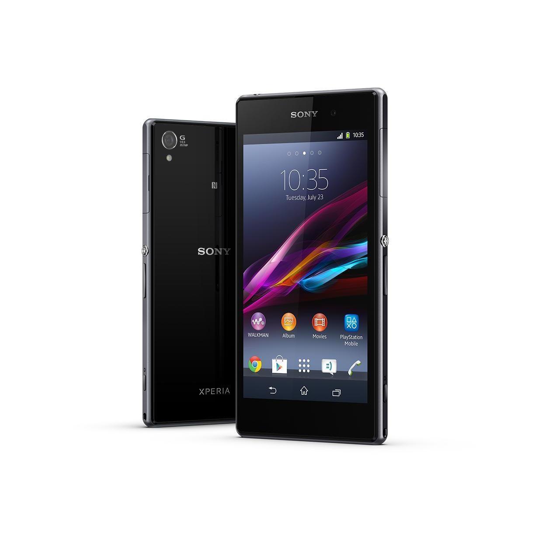 Sony Xperia Z1 16 Go - Noir - SFR