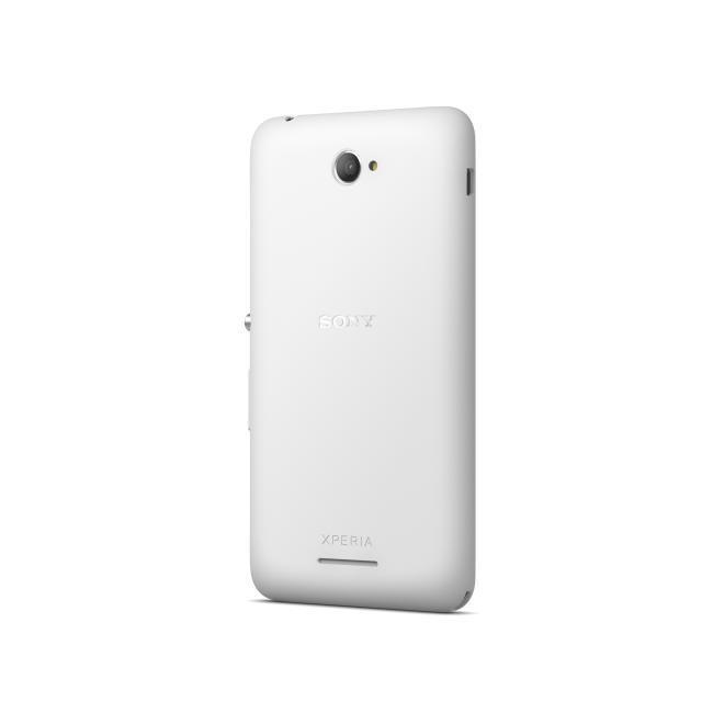 Sony Xperia E - Weiß - Ohne Vertrag
