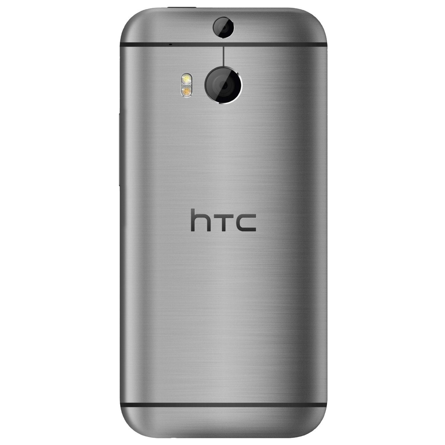 HTC One M8 16 GB - Grau - SFR