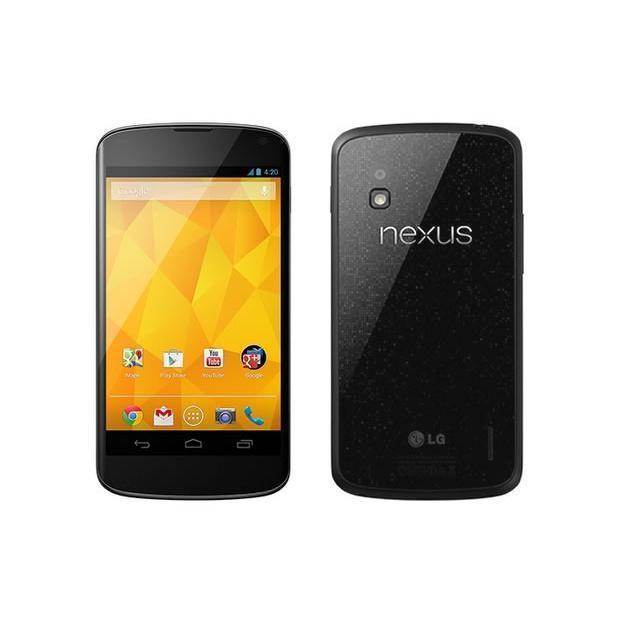 LG Nexus 4 16 GB - Schwarz - Ohne Vertrag