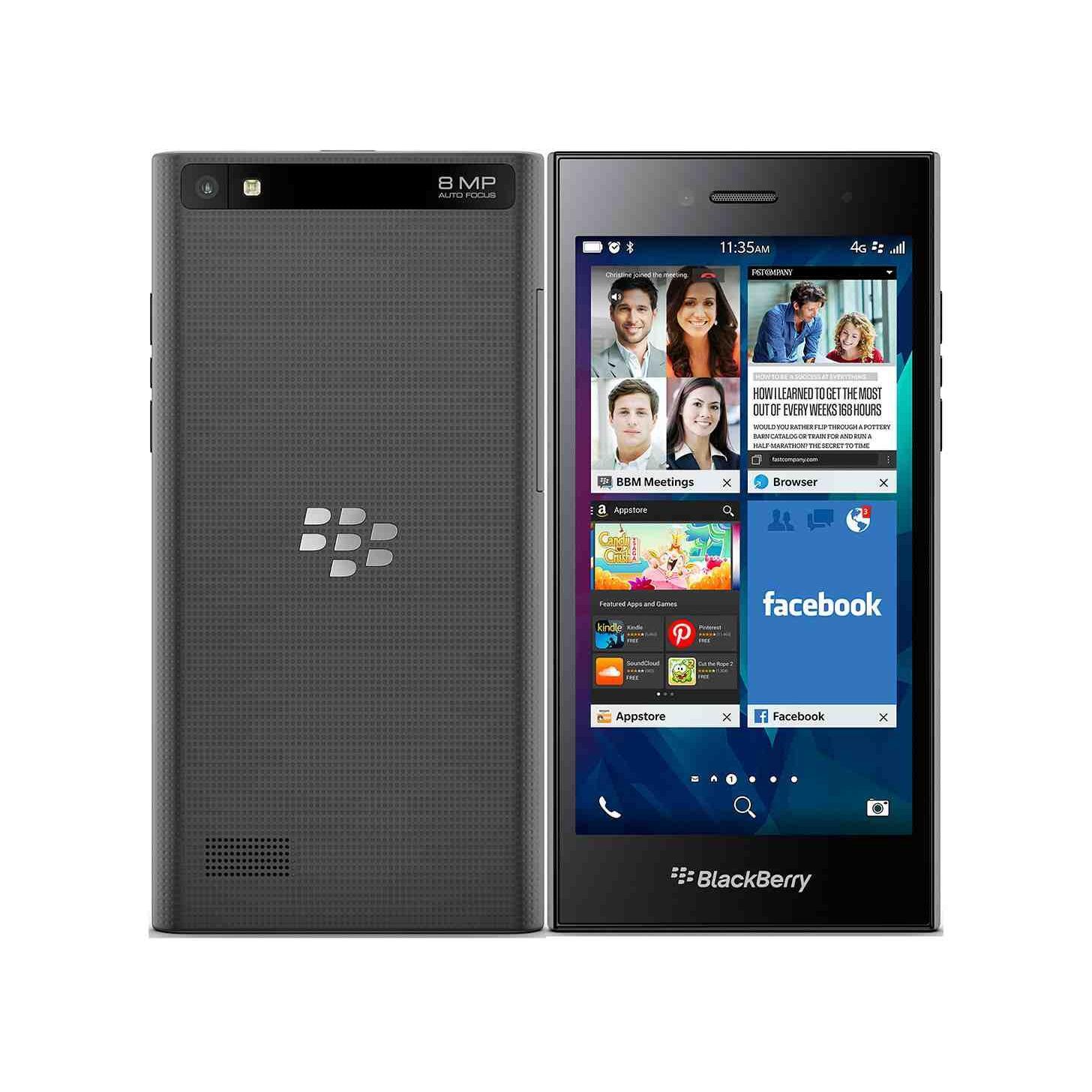 BlackBerry Leap 16 Go - Blanc - Débloqué