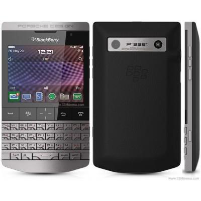 BlackBerry Porsche Design P9981 - Noir - Débloqué