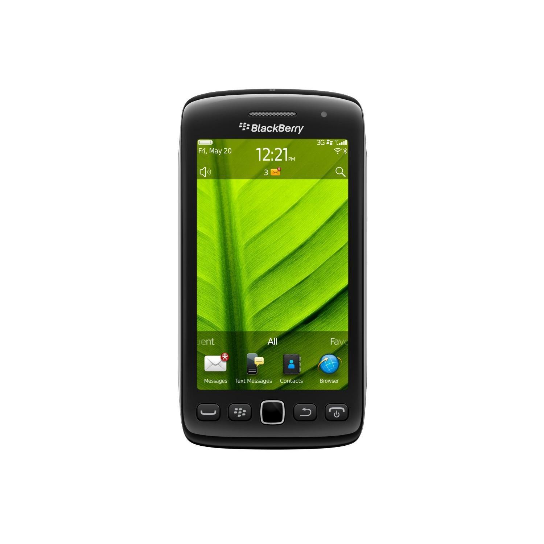 BlackBerry Torch 9860 - noir - Débloqué