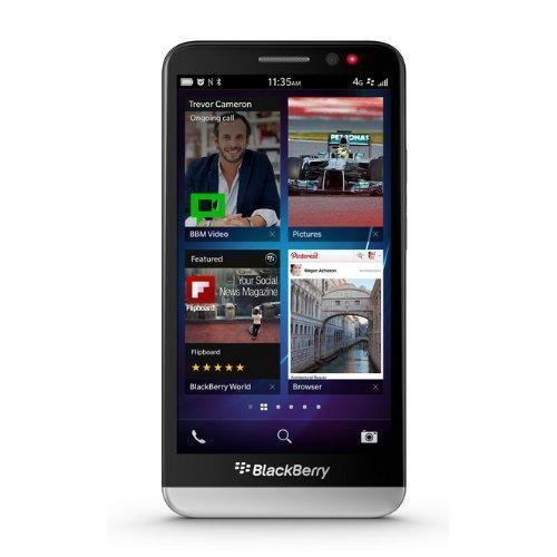Blackberry Z30 - Noir - Débloqué